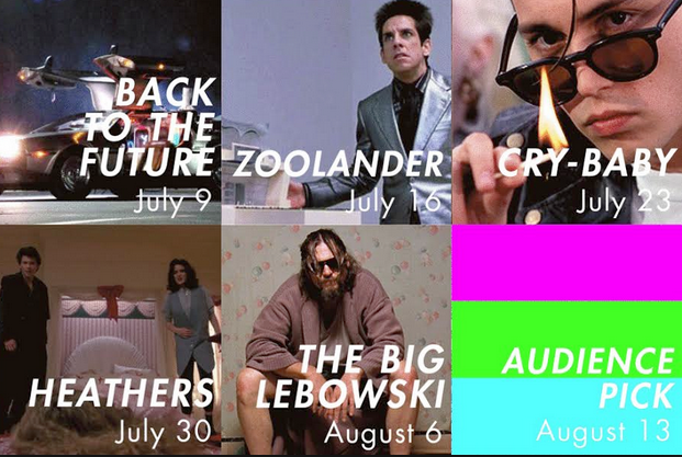 A breakdown of this summer's schedule