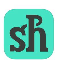 App logo for Shophood