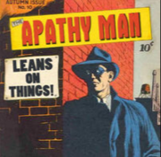 "Apathy ""Man"": the ""man"" who kills you softly with not giving a shit"