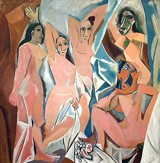 There's a reason Picasso painted women this way